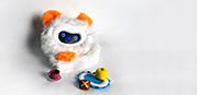 I-Eng: A Toy for Second-Language Learning