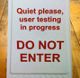The usefulness of traditional usability evaluation methods