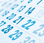 Community calendar July-October 2014