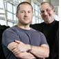 What can Steve Jobs and Jonathan Ive teach us about designing?