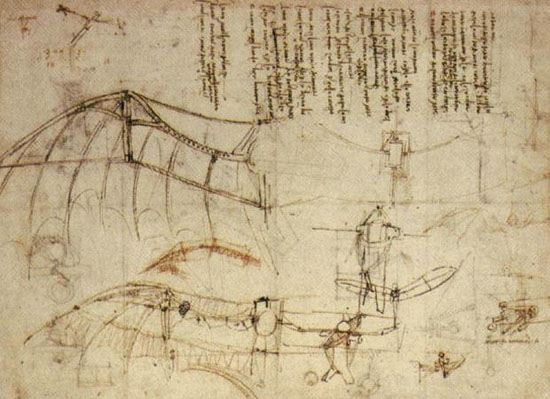 Leonardo Design for a Flying Machine sm.jpg